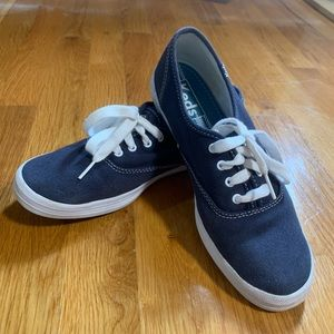 Keds Champion Navy Sneakers